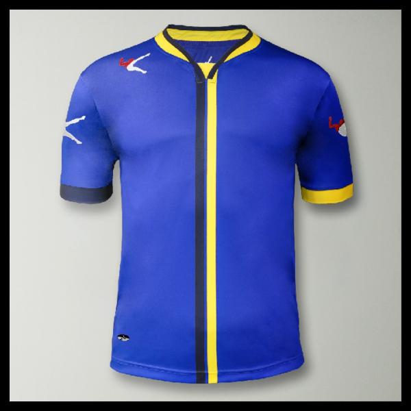 Maglia da Calcio Legea Beira Blu Royal