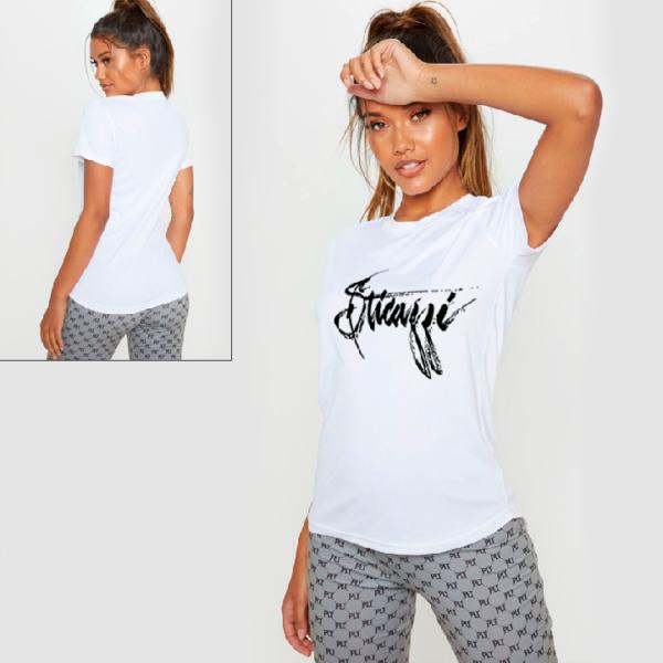 """Maglietta da Donna """"STICAZZI"""" Bianco Top"""