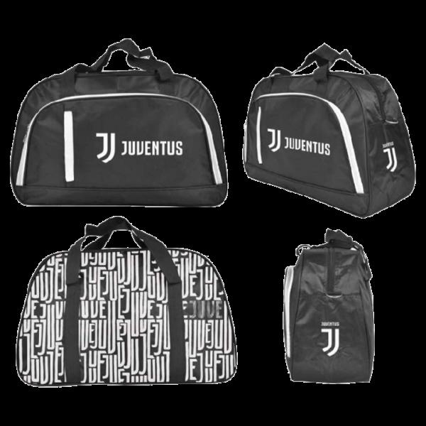 Borsone Ufficiale Juventus in Semi Pelle
