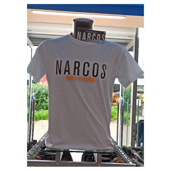 T-shirt Cotone Narcos