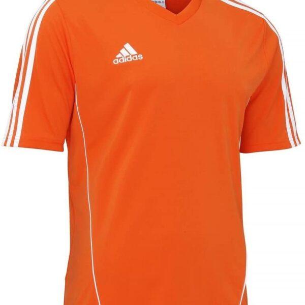 Adidas Estro 12 Jersey Ss Manica Corta Arancio