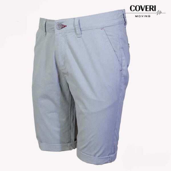 Bermuda uomo Enrico Coveri tinta unita, pantaloncino cotone